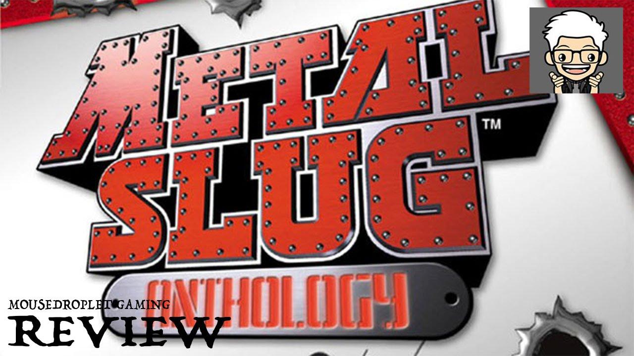Metal Slug Anthology Review - IGN