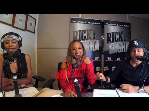 Rick and Sasha - Essence Atkins talks dating and new show 'Ambitions' on OWN