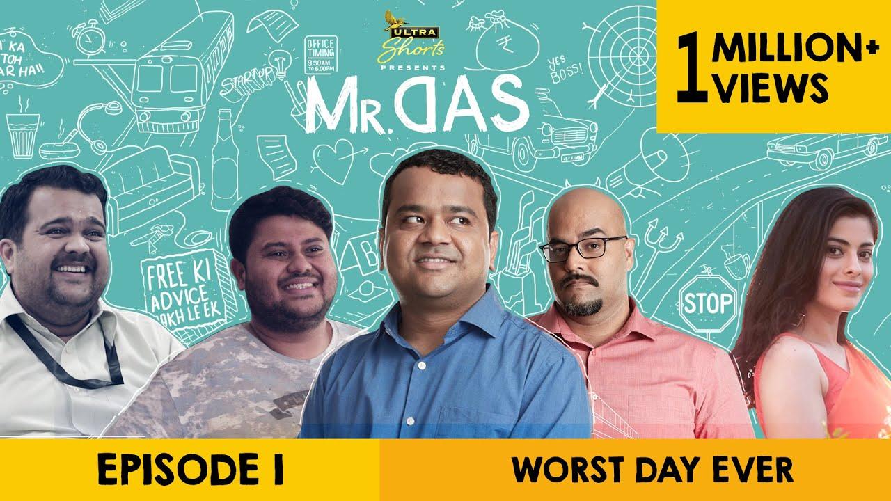 Download Mr. Das | Web Series | Episode 1 -  Worst Day Ever | Cheers!