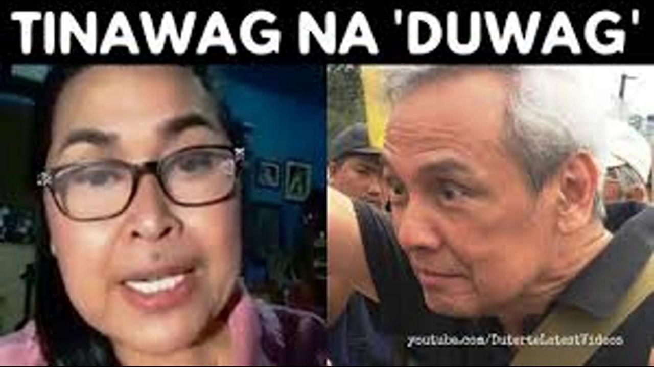 """Jim Paredes Tutulungan Ng Pnp: Elizabeth Oropesa Warns Jim Paredes: """"Sana Wag Bigyan Ng"""