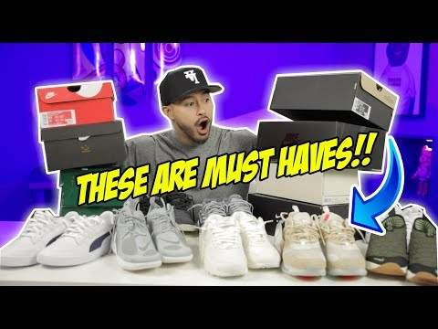 SPRING/SUMMER BEST AFFORDABLE SNEAKERS OUT! (UNDER $150)