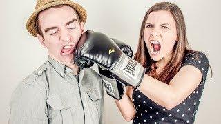 Hilarious Domestic Dispute