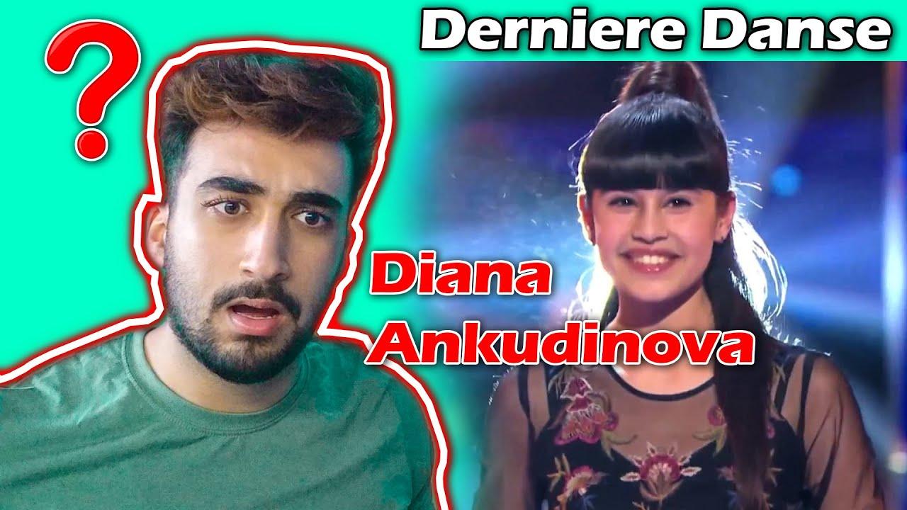 HORRIBLE SINGER Reacts to Diana Ankudinova - Derniere Danse | Ты супер: Диана Анкудинова, 14 лет