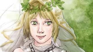 FGO Nero Bride Ibis Paint Speedpaint