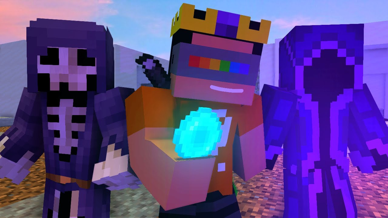 Download ''RİSE UP'' - Minecraft Music Video [S2 | E1]