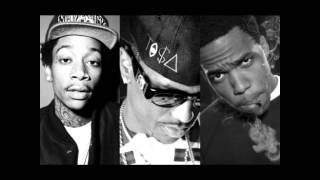 Wiz Khalifa, Curren$y & Big Sean - OTTR Instrumental/Remake [*DL Link*]