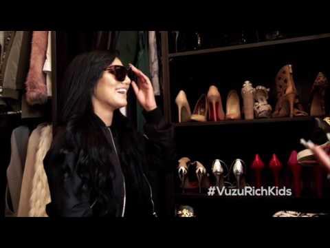 Rich Kids: Lauren Campbell - The Closet