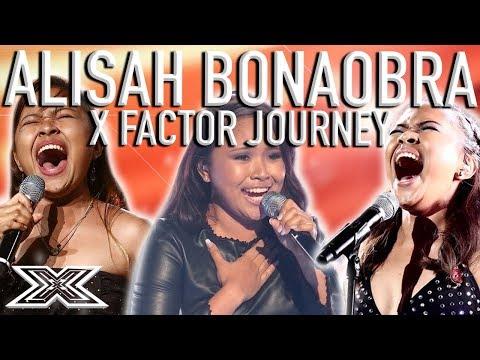Alisah Bonaobra's INCREDIBLE X Factor Journey! | X Factor Global
