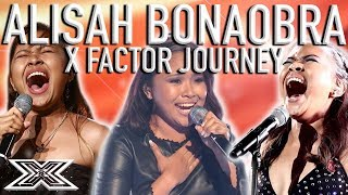 Video Alisah Bonaobra's INCREDIBLE X Factor Journey! | X Factor Global download MP3, 3GP, MP4, WEBM, AVI, FLV Juli 2018