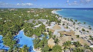 Paradisus Punta Cana Resort. Отдых в Доминиканской республике(Онлайн путешествие по Доминикане. Один из самых шикарных отелей Доминиканской республики. Здания отеля..., 2015-05-20T13:58:43.000Z)