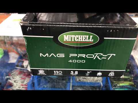 Mitchell Mag Pro RZT Reel