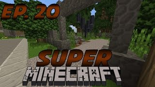 Super Minecraft [Ep. 20] - The Honeymoon is Over