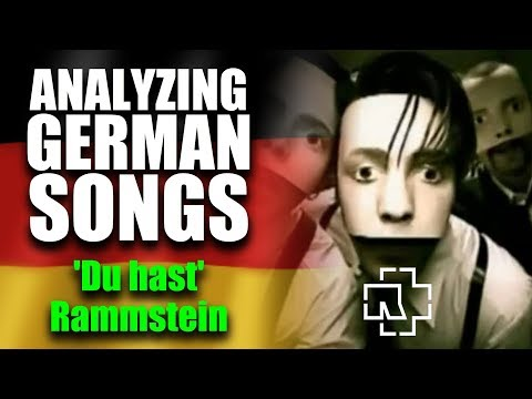 WHAT IS 'DU HAST' BY RAMMSTEIN ABOUT? 🔥 Meaning Explained & Lyric Breakdown! | VlogDave