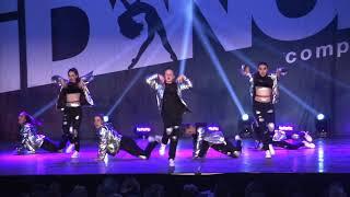 A-MASH - Groupe gagnant 1ière position au Gala des étoiles - Ottawa 2018