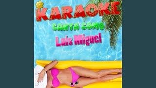 Devuelveme el Amor (Popularizado por Luis Miguel) (Karaoke Version)