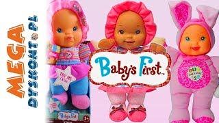 Baby's First • Lalki przytulanki • Goldberger