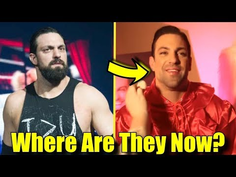 10 Wrestling Flops: Where Are They Now? (2018) - Damien Sandow & More!