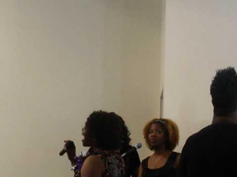Emerald City Singers (Feat. Shalon Bonds) Singing