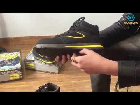 Review giày bảo hộ safety jogger speedy – Namtrung Safety