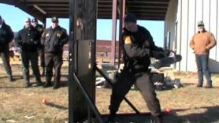 6 Second Tactical APB Battering Ram Breaching