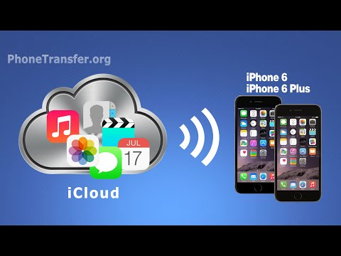 How To Transfer All Data From Icloud To Iphone Sync Iphone 6s With Icloud Files