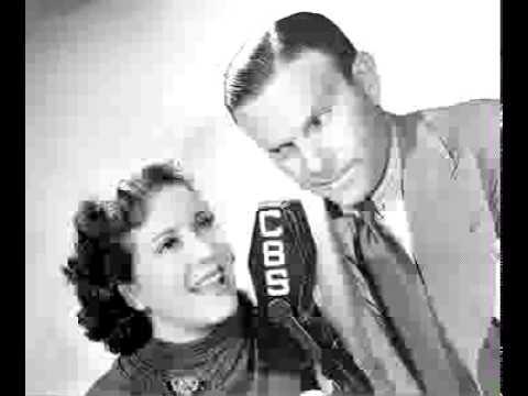 Burns & Allen radio  5246 Charles Boyer
