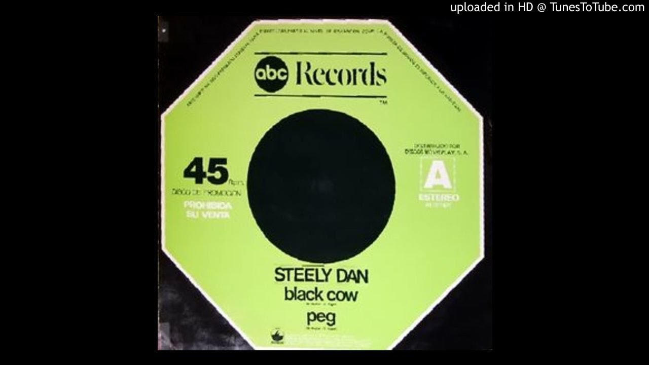 steely-dan-black-cow-full-cover-myselfelsewhere