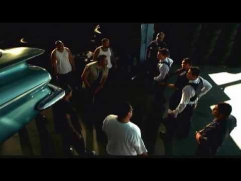 SouthLAnd: Nate And Sammy Arrest Luis Reyes (Emilio Rivera) At His Lowrider Mechanic Workshop