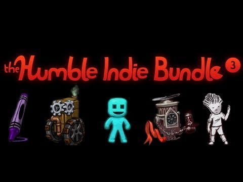 Humble Indie Bundle 3