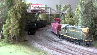 S Scale Workshop at Copetown (2014)