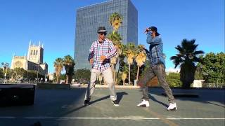 POPPIN JOHN & MARQUESE SCOTT | LET GO | DUBSTEP