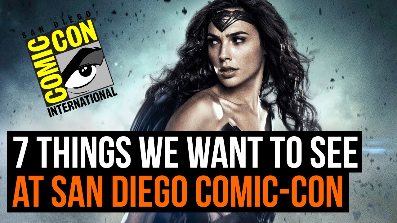 Download 7 things we want to see at San Diego Comic-Con