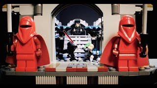 Star Wars Death Star Final Duel - LEGO Build Zone - Season 2 Episode 10