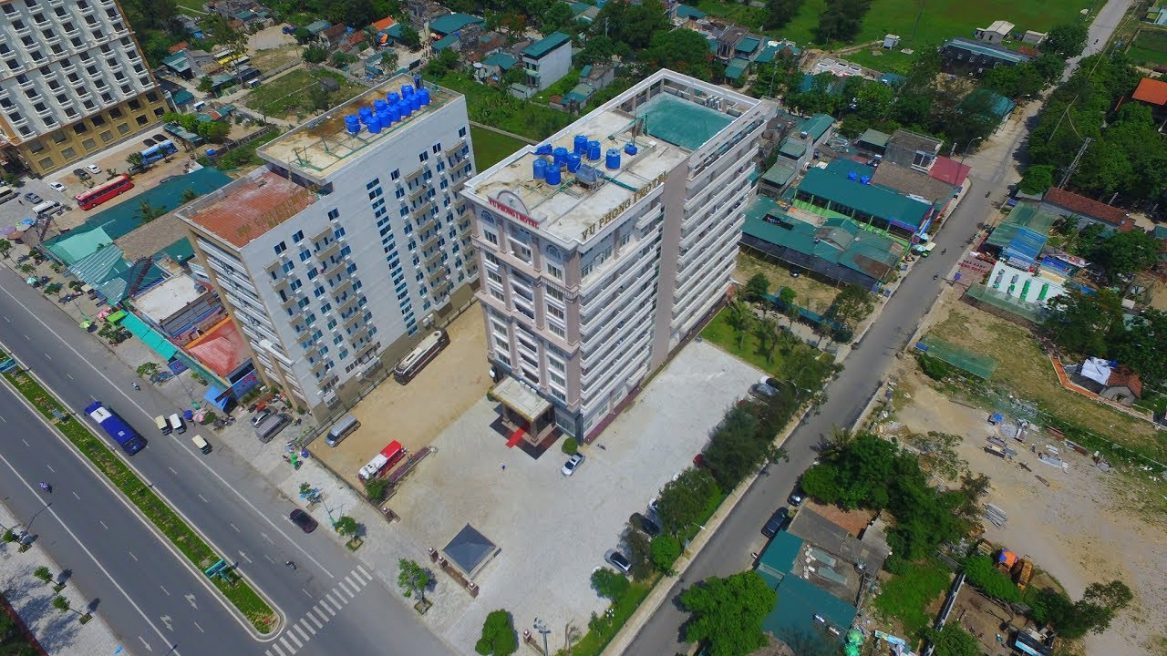 Khách sạn Vũ Phong I Sầm Sơn  – Sự lựa chọn tuyệt vời