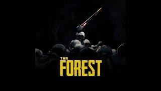 играем в THE FOREST , уровень сложности сложный :)