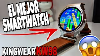 Kingwear KW98 Smartwatch price in Nigeria | Compare Prices