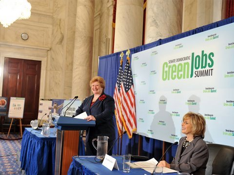 Democrats Host Green Jobs Summit