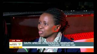 Govender, Mantungwa on South African Astronomical Observatory