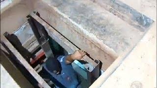 Polícia encontra refinaria de drogas subterrânea em Juquitiba (SP)