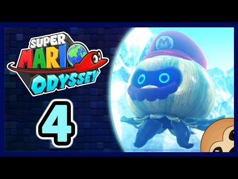 I'm A Bloomin' Onion! - Super Mario Odyssey - Episode 4