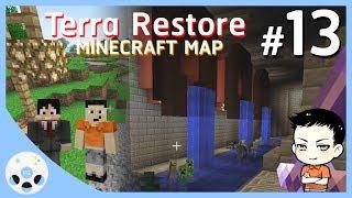 ถูกทิ้งที่ท่อ - มายคราฟ CTM Terra Restore #13
