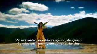 Loreena McKennitt - All Souls Night - TelediscoArteVideo