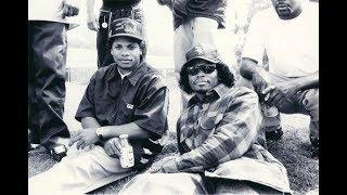 "Rare Pictures Eazy E With AJ Johnson ""Sleazy E"" TK Kirkland Chris Rock Wesley Snipes Jermaine Dupri"