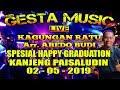 Gesta Music Live Kagungan Ratu Terbaru 02-05-2019 || Ahhhee