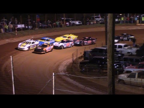 Winder Barrow Speedway Stock Four A's Feature Race 3/23/19