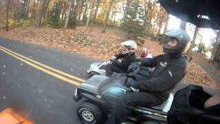 Power Wheel Racing Road Course Part 1