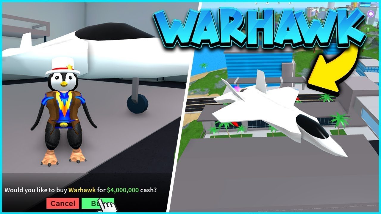 Buying The New Warhawk 4 Million Update Mad City Youtube