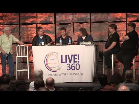 .NET Rocks at Live! 360