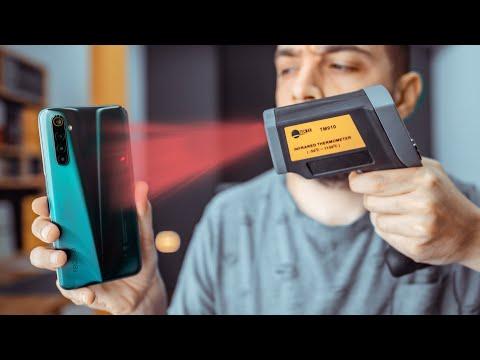 الحقيقة ظهرت   تجربة سخونة RealMe 6 مع الالعاب والشحن والبطارية
