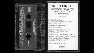 Baixar Street Fighter - Excerpts From The Motion Picture Soundtrack - Full Album Cassette Tape Rip - 1994